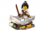 LEGO® Minifigures 71019 - The LEGO® Ninjago® Movie™- Nya trénuje Spinjitzu